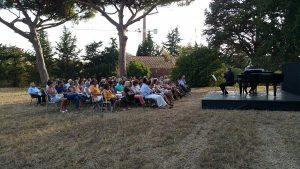 Aimez -Vous Brahms? @ parco Archeologicao San Vincenzino | Cecina | Toscana | Italia