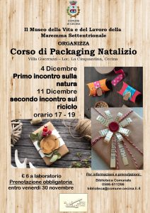 Packaging Natalizio