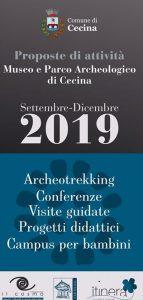 La Stregoneria nel mondo  romano - Museo Archeologico Cecina @ Museo Archeologico Cecina